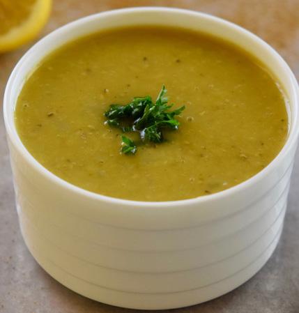 Lentil Soup WS