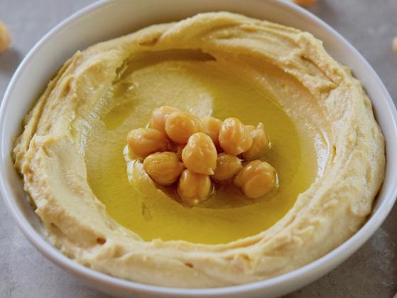 Hummus Bowl WS