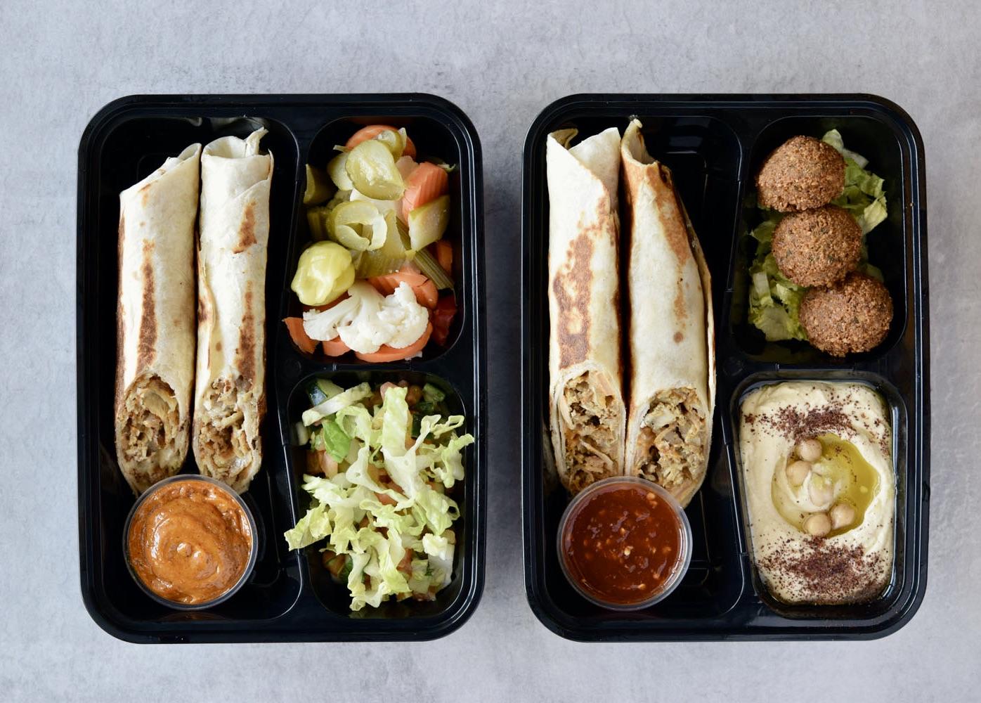 Shawarma Meal 2 plates-ws
